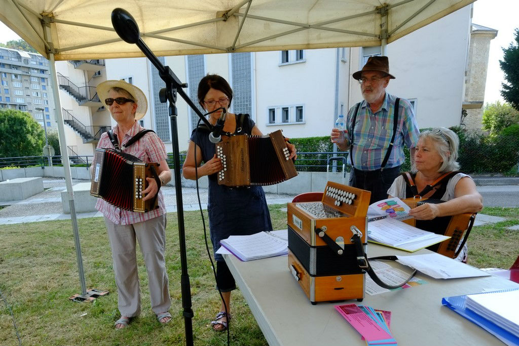 Fête des associations septembre 2016